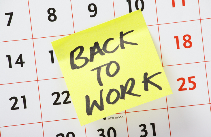 Return to Work Program Template